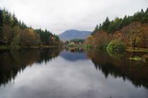 Glencoe Lochan Lake
