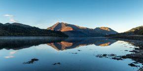 Loch Leven - courtesy of Martin Lijinsky